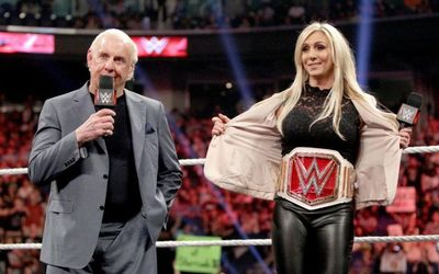 Ric Flair Couldn't Be More Delighted About Daughter Charlotte Flair's Engagement